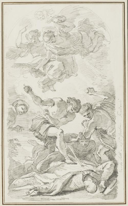 Study After Carlo Loth: The Martyrdom of St. Gerard (from St. Giustina)