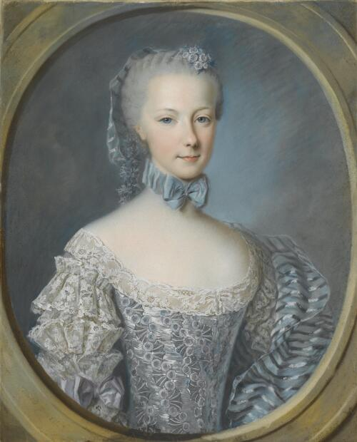 Portrait of the Archduchess Elisabeth of Austria