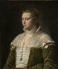 Bassano, Jacopo (Jacopo da Ponte) - Portrait of a Lady
