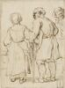 Carracci, Annibale - Three Peasants