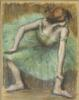 Degas, Edgar - Dancer in Green