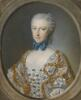 Bernard, Pierre - Portrait of the Archduchess Marie Anne of Austria